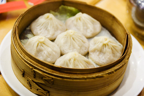 pork soup dumplings