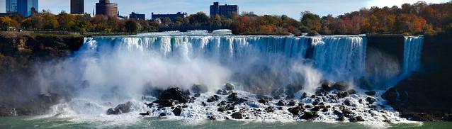 Niagara US side Pano