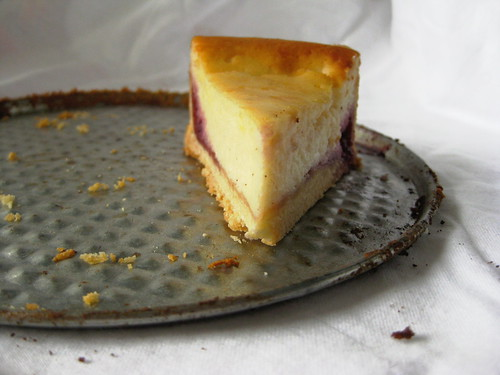 Pyragas su vyšnių uogiene