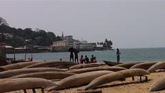 Liberia_Monrovia desde Westpoint