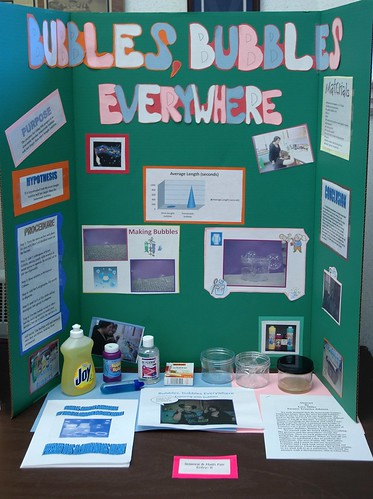Science fairs: rewarding talent or privilege? | Sci-Ed