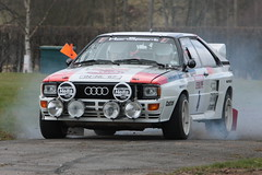Audi Quattro A1 (ComfortablyNumb...) Tags: show park classic cars car race canon eos is rally historic retro international ur audi ef 28300mm motorsport quattro groupb rallying 28300 stoneleigh lseries 1car qcar 40d