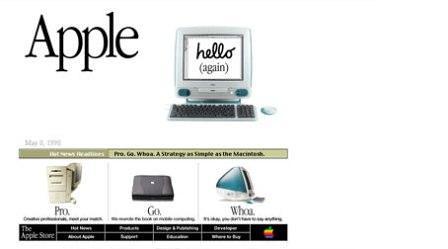 Apple 10 years ago