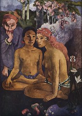 Paul Gauguin Barbarian (griffinlb) Tags: painting paul post painter impressionism tahiti pastoral impressionist gauguin primitivism primitivist synthetism synthetist