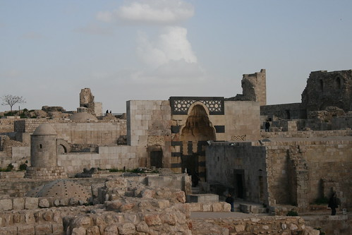 Top of Citadel, Aleppo