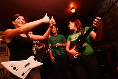 Mulheres no Rock Band