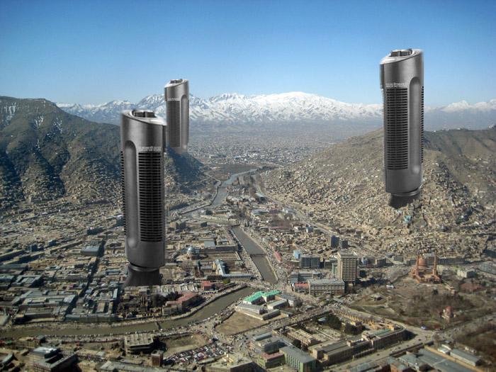 kabul air purifiers
