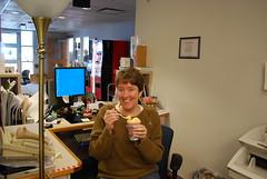 Debbie (Jukie Bot) Tags: work virginia charlottesville debbie waterice