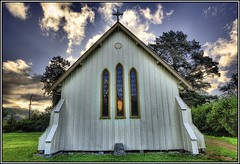 St Johns Koromiko (Trevor Dennis) Tags: newzealand church rural marlborough hdr picton cs4 photomatix koromiko topazadjust
