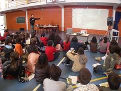 Escola EB Integrada de Eixo - alunos do 2º Ciclo