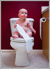 Toilet Training (55-365) (Explored) by obsessive compulsive photographer