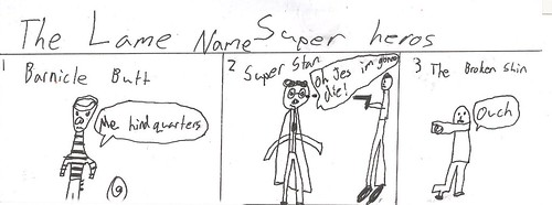 Lame name super heros 1
