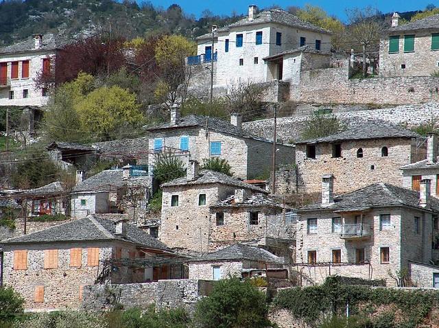 Ήπειρος - Ιωάννινα - Δήμος Κεντρικού Ζαγορίου Βίτσα