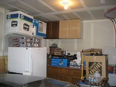 """New cabinets and shelves • <a style=""""font-size:0.8em;"""" href=""""http://www.flickr.com/photos/36178200@N05/3396299674/"""" target=""""_blank"""">View on Flickr</a>"""