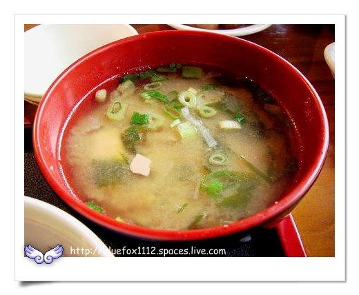 090308金山塔帕笠屋15_烤鮮魚定食-鮭魚味噌湯