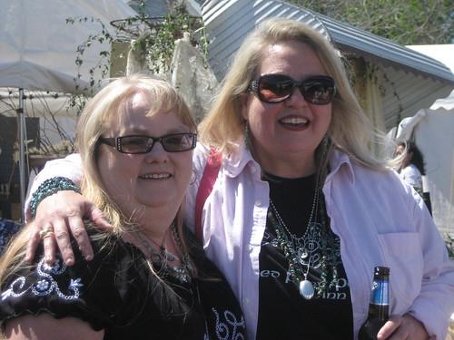 Debbie and Malisa