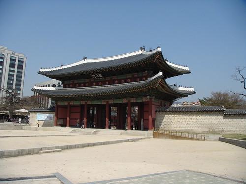 Changedeokgung Palace, Seoul