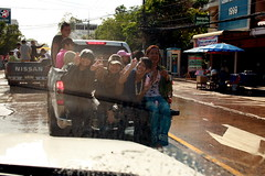 Happy Songkran Girls