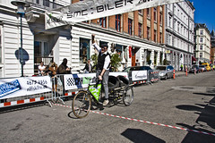 Svajerløb 2009: Victory for Africa