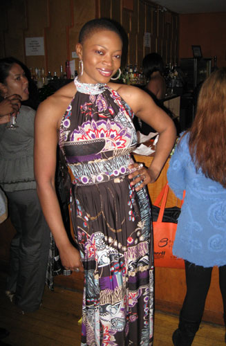 Burju-Shoes-2009-launch-Fruwah-Boma-woman-of-the-month-club