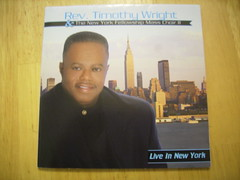 Reverend Timothy Wright & the New York Fellowship Mass Choir II~Live in New York - by bamalibrarylady