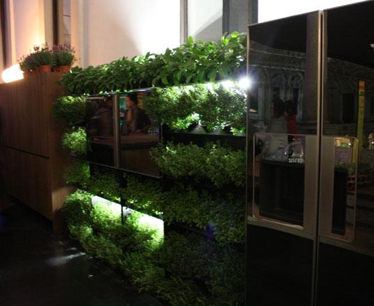 milan furniture fair 2009, sustainable design, green design, salone satellite, industrial design, furniture, lighting, eco-friendly materials, energy efficient design, best of green, Green-Kitchen