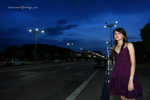 Joanne Kat @ Putrajaya Sunset