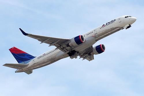 N648DL - Delta Boeing 757-200