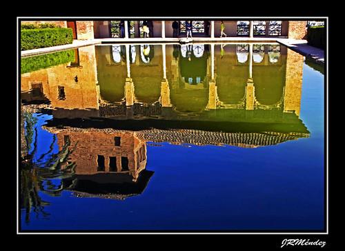 Reflejos en el estanque II