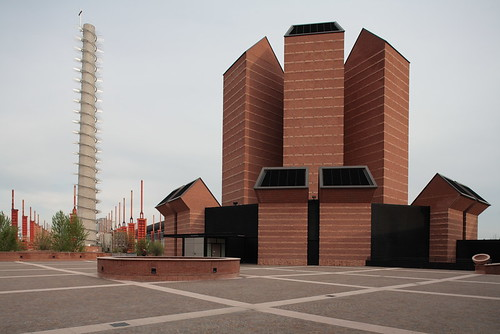 Torino. archi. Botta . by iJuliAn, on Flickr !!Santo Volto, Turin, 2006