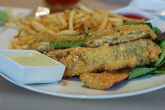 Veggie tempura at Zs