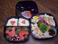 The I'm-too-tired-to-cook Bento