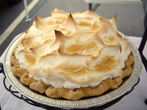 Lemon? Meringue Pie from Sassafras Bakery