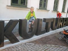 L'entrée de Kulturen
