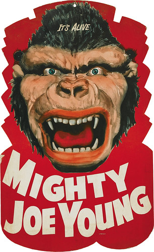 MIGHTY JOE YOUNG mobile advertisement