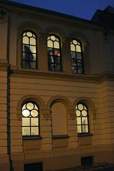 Noc Muzew (siwa) Tags: poland polska warsaw warszawa synagoga nocmuzew