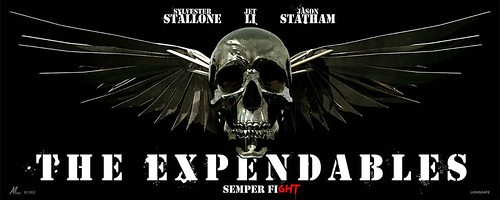 Póster The Expendables Sylvester Stallone