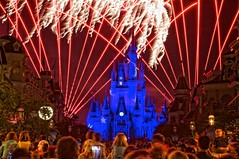 Cinderella's Castle - Wishes - Magic Kingdom (Matt Pasant) Tags: family sky usa night hub america canon children spectacular wonder mom fire 1971 orlando mainstreet neon dad child florida fireworks magic tripod dream wed disney mickey celebration nighttime dreams wishes wdw waltdisneyworld wonderment tomorrowland rosegarden emporium hdr magickingdom weenie carbonfiber townsquare confectionary waltdisney pyrotechnics mainstreetusa wdi velbon lakebuenavista imagineer reedycreek waltdisneyworldresort canonef1635mmf28liiusm canoneos40d canon40d disneyphotochallengewinner