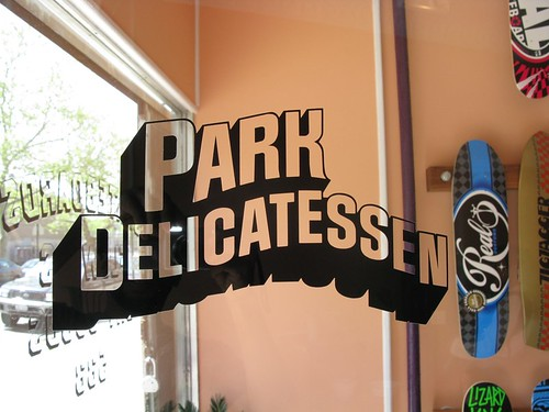 Park Delicatessen 2009 edition (Skateboards/Flowers/Dry Goods) - 8
