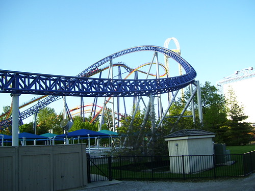 Cedar Point - Millennium Force