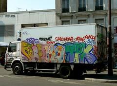 HORFE KO TPK (Dubwise Version) Tags: paris graffiti gap f1 camion ko orfe tpk horfe horphe