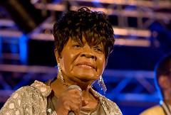 Koko Taylor - R.I.P. (perole) Tags: music blues kokotaylor queenofmemphisblues