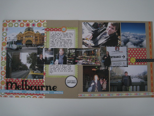 Layout - Melbourne