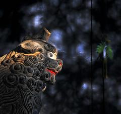 folklore (ajpscs) Tags: japan temple japanese tokyo nikon shrine buddhist religion folklore tanuki  nippon  shinto   kami kitsune  d300      ajpscs