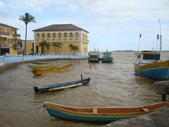 Cais de Conceio da Barra - ES (David Rufino) Tags: barcos porto cais conceiodabarra