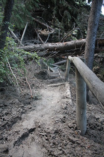 Trail no longer