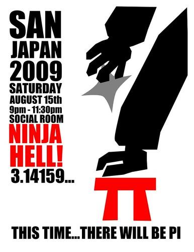 San Japan 09 Ninja Hell