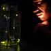 255/365 - capturing light in jar. by B Rosen