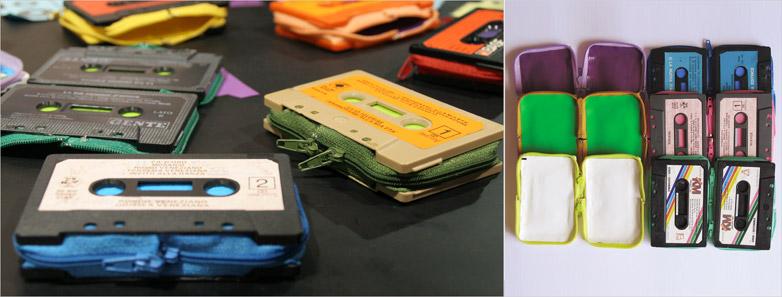 de Información - Como hacer un monedero con cassette diseño de ...