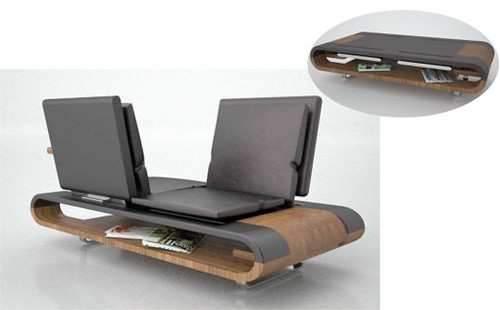 concept - work sofa